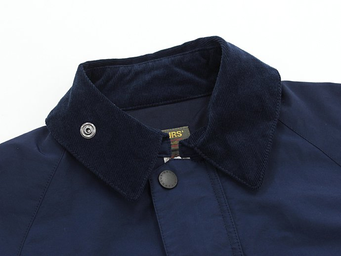 Barbour BEDALE SL 60/40 - Navy<img class='new_mark_img2' src='//img.shop-pro.jp/img/new/icons47.gif' style='border:none;display:inline;margin:0px;padding:0px;width:auto;' /> 02