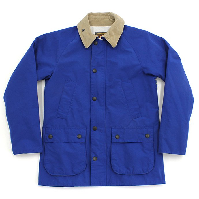 Barbour BEDALE SL 60/40 - Royal Blue<img class='new_mark_img2' src='//img.shop-pro.jp/img/new/icons47.gif' style='border:none;display:inline;margin:0px;padding:0px;width:auto;' /> 01