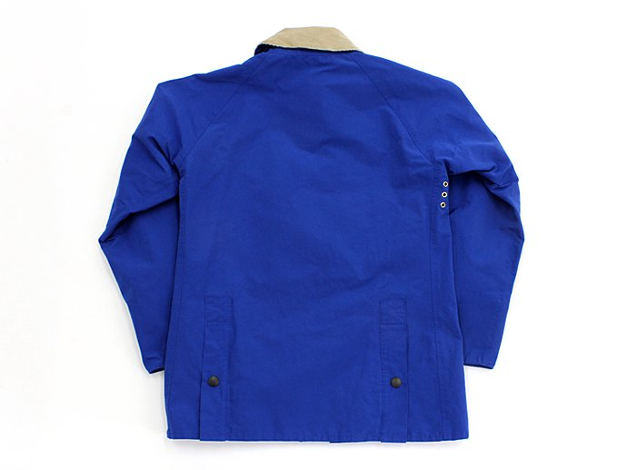 Barbour BEDALE SL 60/40 - Royal Blue<img class='new_mark_img2' src='//img.shop-pro.jp/img/new/icons47.gif' style='border:none;display:inline;margin:0px;padding:0px;width:auto;' /> 02