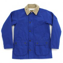 Barbour BEDALE SL 60/40 - Royal Blue