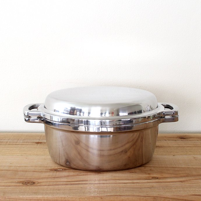 無水鍋 20cm 4合炊き