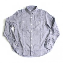 TAURUS Royal Oxford Workingman's Shirts ロイヤルオックス ワークシャツ - Navy