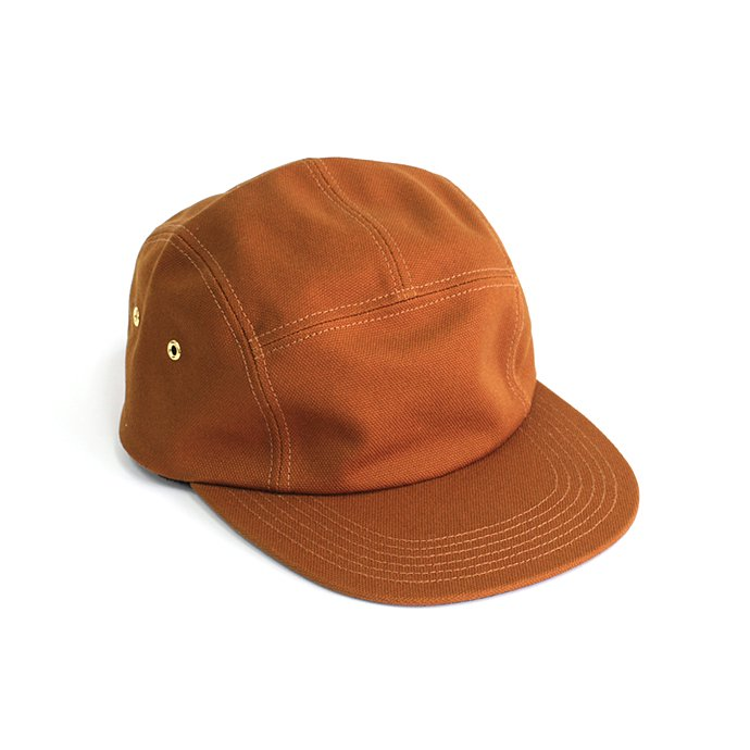 72807018 Trad Marks / Basic Jet Cap CV ベーシックジェットキャップ キャンバス - Brown<img class='new_mark_img2' src='//img.shop-pro.jp/img/new/icons47.gif' style='border:none;display:inline;margin:0px;padding:0px;width:auto;' /> 01