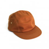 Trad Marks / Basic Jet Cap CV ベーシックジェットキャップ キャンバス - Brown<img class='new_mark_img2' src='//img.shop-pro.jp/img/new/icons47.gif' style='border:none;display:inline;margin:0px;padding:0px;width:auto;' />