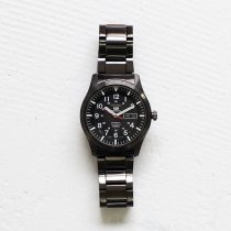 SEIKO 5 SPORTS / SNZG17J1 自動巻きスポーツウォッチ - ガンメタリック<img class='new_mark_img2' src='//img.shop-pro.jp/img/new/icons47.gif' style='border:none;display:inline;margin:0px;padding:0px;width:auto;' />