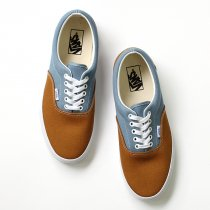 VANS Golden Coast Era - Golden Brown/Blue Shadow