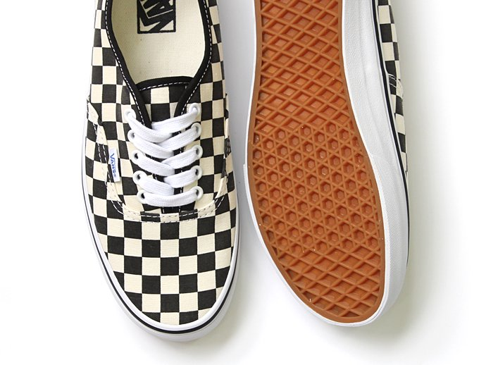 VANS Golden Coast Authentic - Black/White Checker<img class='new_mark_img2' src='//img.shop-pro.jp/img/new/icons47.gif' style='border:none;display:inline;margin:0px;padding:0px;width:auto;' /> 02
