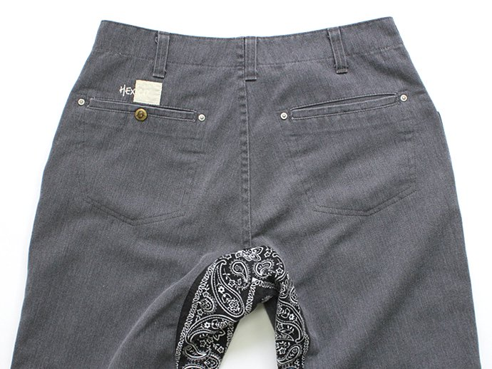 Hexico Deformer Pants - Tapered U.S. Bandana Ex. BEN DAVIS<img class='new_mark_img2' src='//img.shop-pro.jp/img/new/icons47.gif' style='border:none;display:inline;margin:0px;padding:0px;width:auto;' /> 02