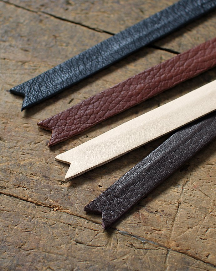 This is... Leather Cord Ribbon レザー コードリボン 全9色 02