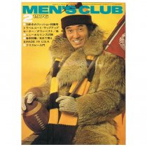 Bookstore MEN'S CLUB Vol.175 1976年2月号<img class='new_mark_img2' src='//img.shop-pro.jp/img/new/icons47.gif' style='border:none;display:inline;margin:0px;padding:0px;width:auto;' />