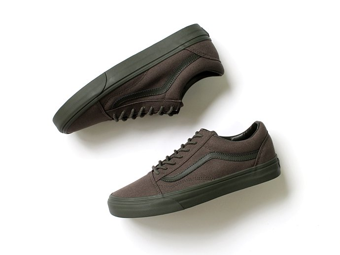VANS Old Skool Reissue CA Vansguard - Forest Night<img class='new_mark_img2' src='//img.shop-pro.jp/img/new/icons47.gif' style='border:none;display:inline;margin:0px;padding:0px;width:auto;' /> 02