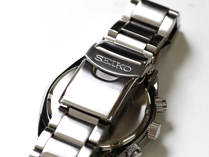 SEIKO SEIKO / SNN235PC クロノグラフ・ウォッチ - シルバー<img class='new_mark_img2' src='//img.shop-pro.jp/img/new/icons47.gif' style='border:none;display:inline;margin:0px;padding:0px;width:auto;' /> 02