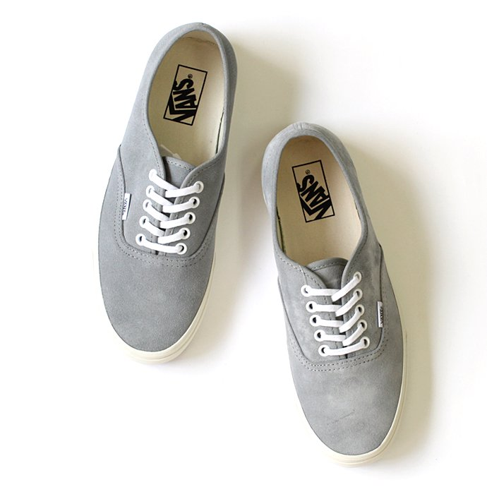 VANS Vintage Authentic - Quarry<img class='new_mark_img2' src='//img.shop-pro.jp/img/new/icons47.gif' style='border:none;display:inline;margin:0px;padding:0px;width:auto;' /> 01