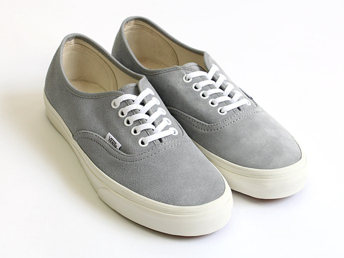 VANS Vintage Authentic - Quarry<img class='new_mark_img2' src='//img.shop-pro.jp/img/new/icons47.gif' style='border:none;display:inline;margin:0px;padding:0px;width:auto;' /> 02