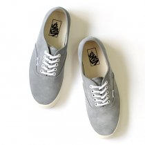 VANS Vintage Authentic - Quarry<img class='new_mark_img2' src='//img.shop-pro.jp/img/new/icons47.gif' style='border:none;display:inline;margin:0px;padding:0px;width:auto;' />