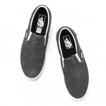 VANS Washed Slip-On -  Pewter ウォッシュド スリッポン<img class='new_mark_img2' src='//img.shop-pro.jp/img/new/icons47.gif' style='border:none;display:inline;margin:0px;padding:0px;width:auto;' />