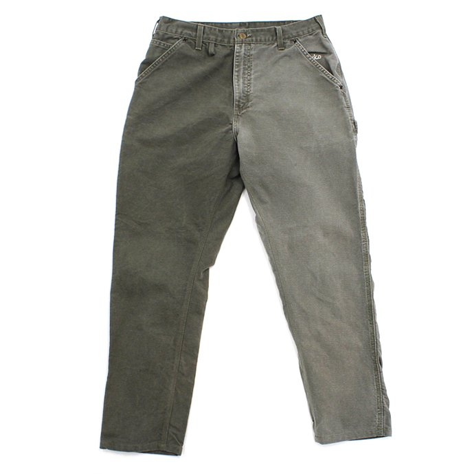 Hexico Deformer Pants - Left to Right 2-Tone Quarter Tapered Ex. U.S. Made Carhartt - Olive 01