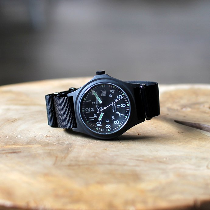 Other Brands MWC(ミリタリーウォッチカンパニー) / Genuine G10 Watch G10BH12/24PVD - ブラック<img class='new_mark_img2' src='//img.shop-pro.jp/img/new/icons47.gif' style='border:none;display:inline;margin:0px;padding:0px;width:auto;' /> 02