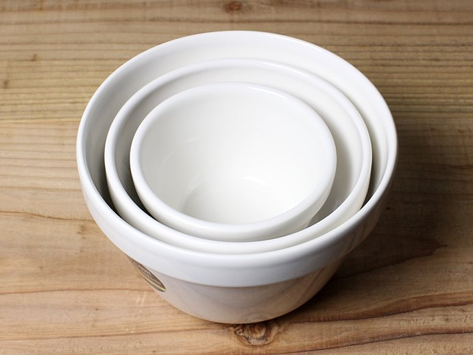 83324502 MASON CASH / White Pudding Basins メイソンキャッシュ/プディングベースン ホワイト<img class='new_mark_img2' src='//img.shop-pro.jp/img/new/icons47.gif' style='border:none;display:inline;margin:0px;padding:0px;width:auto;' /> 02