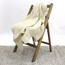 Other Brands Aran Crafts / Merino Patchwork Throw パッチワークウールブランケット<img class='new_mark_img2' src='//img.shop-pro.jp/img/new/icons47.gif' style='border:none;display:inline;margin:0px;padding:0px;width:auto;' />