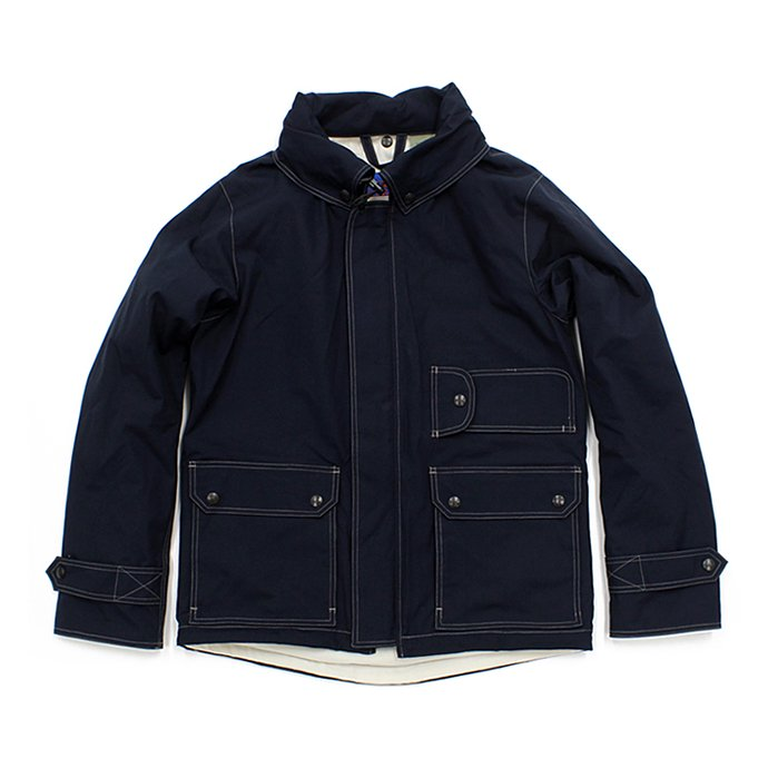 83433472 SURVIVALON(サバイバロン) / Original Modern fit Lined Jacket - Navy 01
