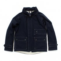 Other Brands SURVIVALON(サバイバロン) / Original Modern fit Lined Jacket - Navy