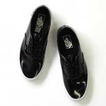 VANS / Patent Leather Authentic - Black