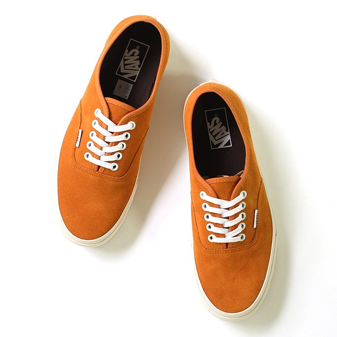 VANS Vintage Suede Authentic - Golden Oak ヴィンテージ スウェード オーセンティック<img class='new_mark_img2' src='//img.shop-pro.jp/img/new/icons47.gif' style='border:none;display:inline;margin:0px;padding:0px;width:auto;' /> 01