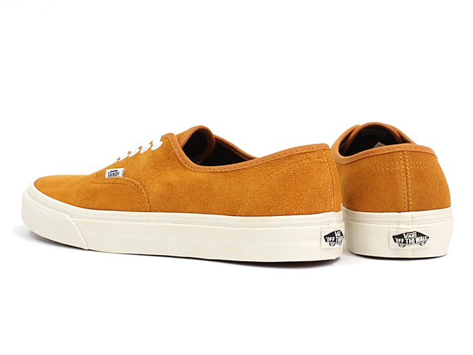 VANS Vintage Suede Authentic - Golden Oak ヴィンテージ スウェード オーセンティック<img class='new_mark_img2' src='//img.shop-pro.jp/img/new/icons47.gif' style='border:none;display:inline;margin:0px;padding:0px;width:auto;' /> 02