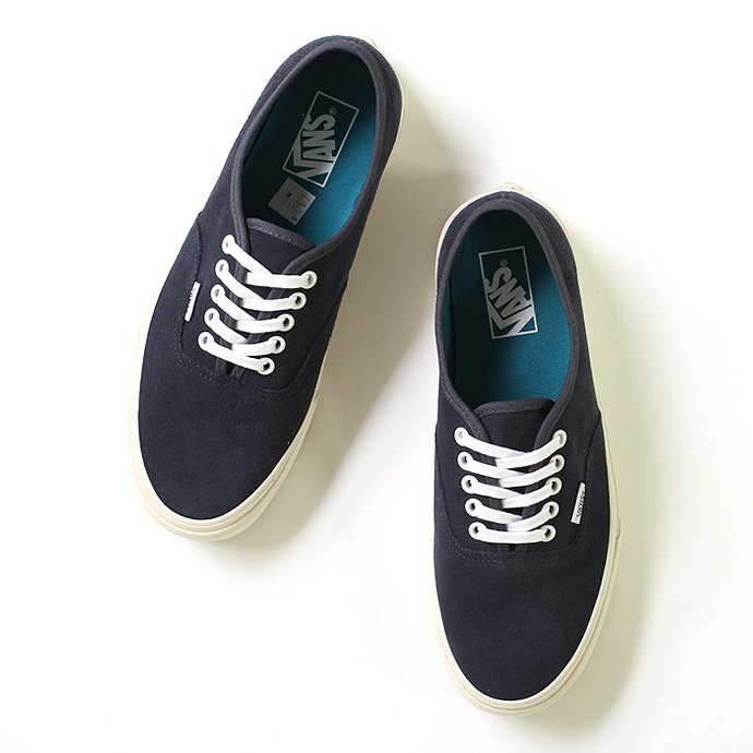 VANS Vintage Suede Authentic - Ombre Blue<img class='new_mark_img2' src='//img.shop-pro.jp/img/new/icons47.gif' style='border:none;display:inline;margin:0px;padding:0px;width:auto;' /> 01
