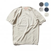 Other Brands comm. arch. / �ۡ��륬������ �˥å�T����� Whole Garment Knitted Tee - ��3��
