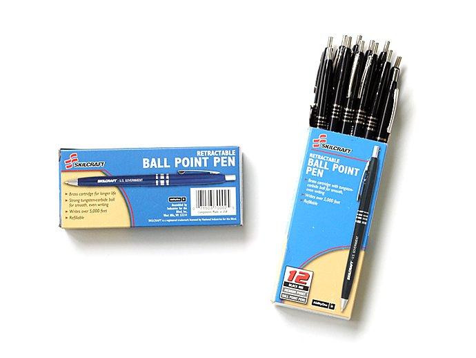 87955707 SKILCRAFT /  U.S. GOVERNMENT ボールペン 全2色 02