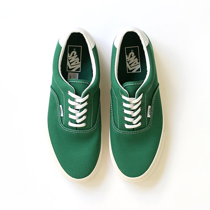 VANS 10oz. Canvas Era 59(エラ59 10オンスキャンバス グリーン)- Verdant Green/Marshmallow<img class='new_mark_img2' src='//img.shop-pro.jp/img/new/icons47.gif' style='border:none;display:inline;margin:0px;padding:0px;width:auto;' /> 01