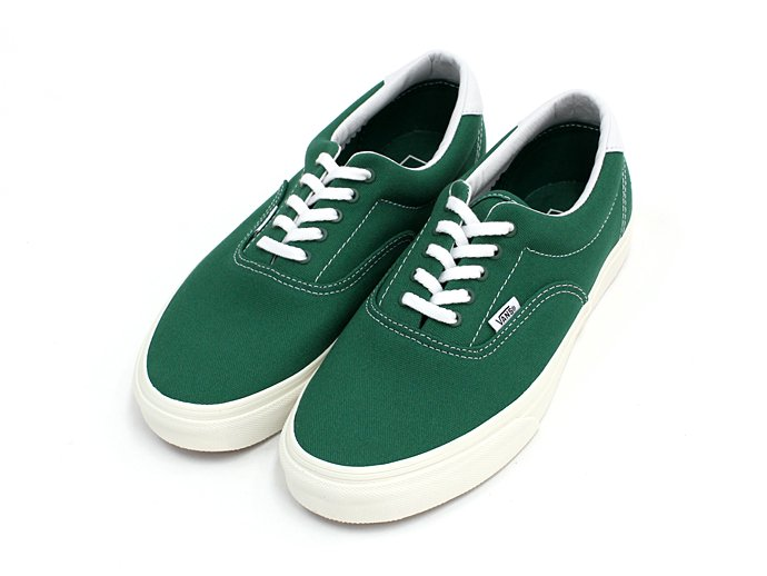 VANS 10oz. Canvas Era 59(エラ59 10オンスキャンバス グリーン)- Verdant Green/Marshmallow<img class='new_mark_img2' src='//img.shop-pro.jp/img/new/icons47.gif' style='border:none;display:inline;margin:0px;padding:0px;width:auto;' /> 02