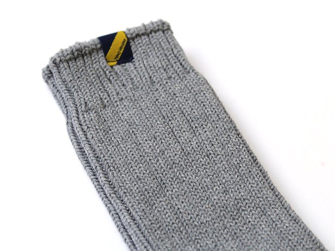 88771333 Trad Marks / Old Rib Socks リブソックス - Grey 02