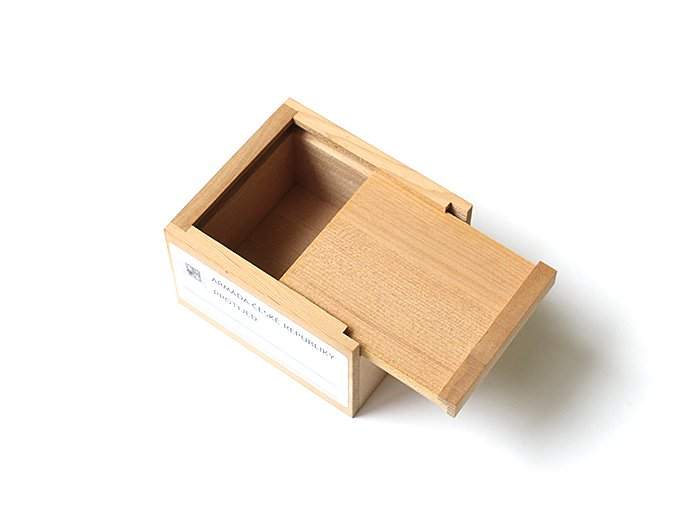 EHS Vintage Medicinal Wooden Box 90sチェコ軍 スライド式木製小箱 - Mサイズ<img class='new_mark_img2' src='//img.shop-pro.jp/img/new/icons47.gif' style='border:none;display:inline;margin:0px;padding:0px;width:auto;' /> 02