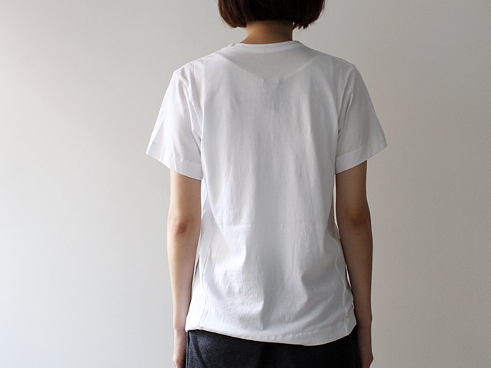 92583670 smoothday / レディース 80/2 テクノラマ天竺 クルーネックTシャツ - ホワイト 1507T006-039 #1<img class='new_mark_img2' src='//img.shop-pro.jp/img/new/icons47.gif' style='border:none;display:inline;margin:0px;padding:0px;width:auto;' /> 02