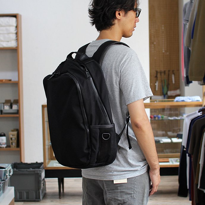 DEFY BAGS Bucktown Pack - Black Cordura バックタウンパック コーデュラナイロン ブラック<img class='new_mark_img2' src='//img.shop-pro.jp/img/new/icons47.gif' style='border:none;display:inline;margin:0px;padding:0px;width:auto;' /> 02