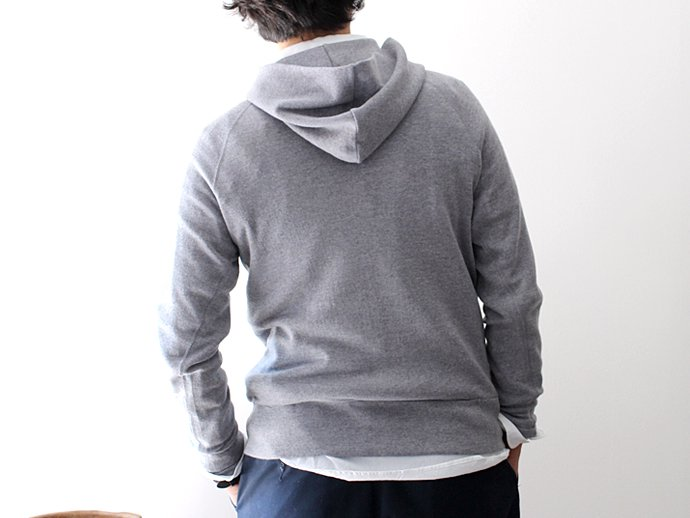 Other Brands Baxter Ratcliff / ウール ハイゲージニットパーカー L/S Hood Wool Sweater Flatlock 全2色<img class='new_mark_img2' src='//img.shop-pro.jp/img/new/icons47.gif' style='border:none;display:inline;margin:0px;padding:0px;width:auto;' /> 02