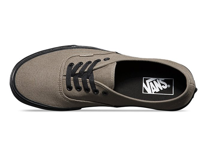 94477885 VANS / Black Sole Authentic - Brindle<img class='new_mark_img2' src='//img.shop-pro.jp/img/new/icons47.gif' style='border:none;display:inline;margin:0px;padding:0px;width:auto;' /> 02