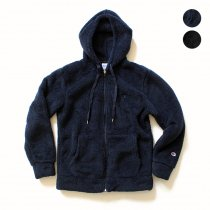 Champion / ボアフリースジップパーカー(全2色)<img class='new_mark_img2' src='//img.shop-pro.jp/img/new/icons49.gif' style='border:none;display:inline;margin:0px;padding:0px;width:auto;' />