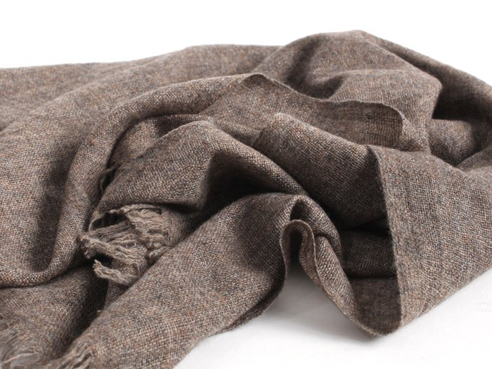 Other Brands Baje Craft / PURE CASHMERE メランジ カシミアウールストール - 全3色<img class='new_mark_img2' src='//img.shop-pro.jp/img/new/icons47.gif' style='border:none;display:inline;margin:0px;padding:0px;width:auto;' /> 02