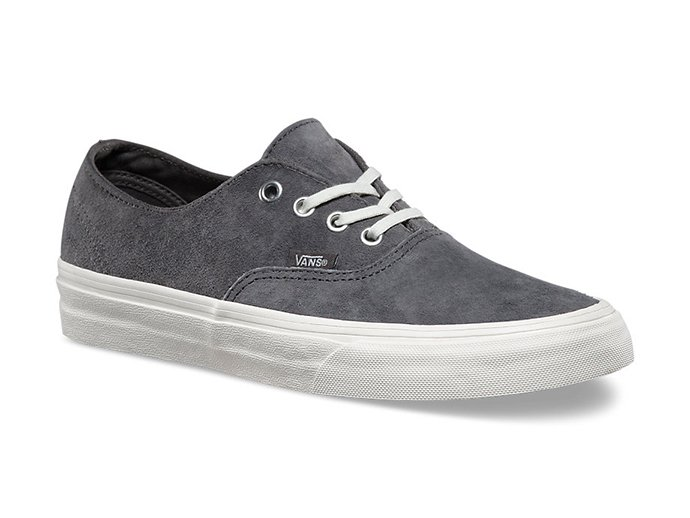 VANS Scotchgard Authentic Decon - Pewter/Blanc de Blanc<img class='new_mark_img2' src='//img.shop-pro.jp/img/new/icons47.gif' style='border:none;display:inline;margin:0px;padding:0px;width:auto;' /> 02