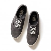 VANS Scotchgard Authentic Decon - Pewter/Blanc de Blanc<img class='new_mark_img2' src='//img.shop-pro.jp/img/new/icons47.gif' style='border:none;display:inline;margin:0px;padding:0px;width:auto;' />