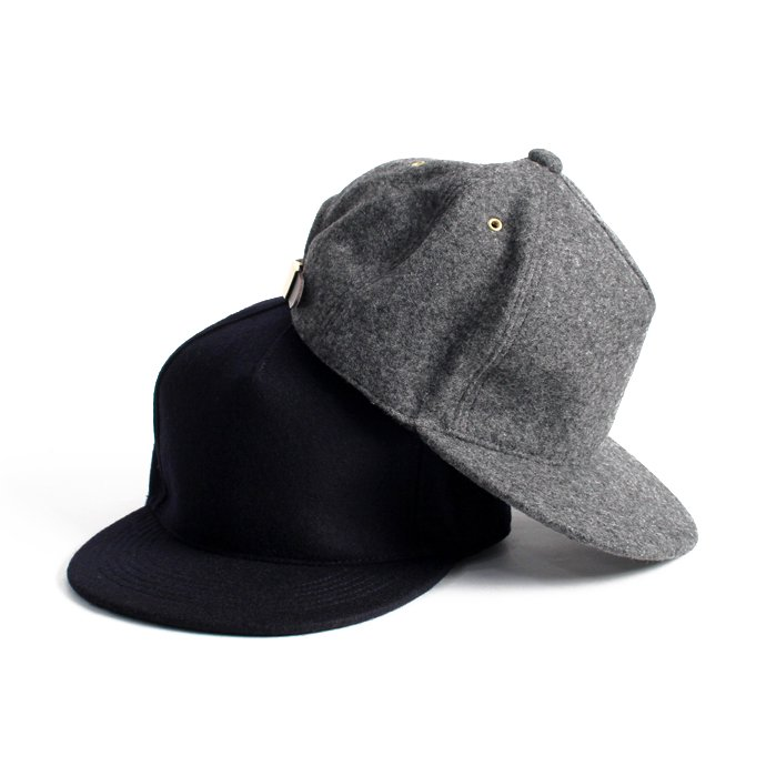 96602150 Trad Marks / Basic Cap - Melton ベーシックキャップ メルトン 全2色<img class='new_mark_img2' src='//img.shop-pro.jp/img/new/icons47.gif' style='border:none;display:inline;margin:0px;padding:0px;width:auto;' /> 01