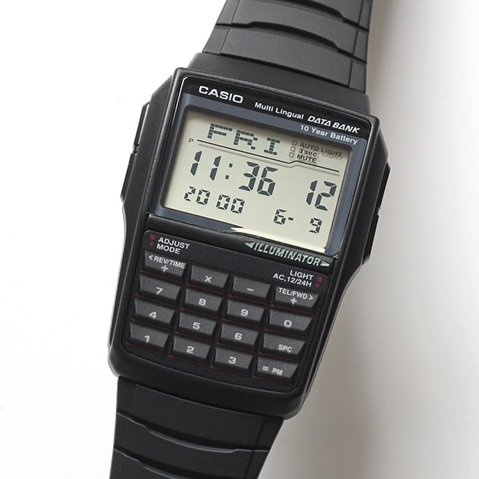Other Brands CASIO / Multi-Lingual DATA BANK データバンク ウォッチ 海外モデル DBC-32-1A<img class='new_mark_img2' src='//img.shop-pro.jp/img/new/icons47.gif' style='border:none;display:inline;margin:0px;padding:0px;width:auto;' /> 01