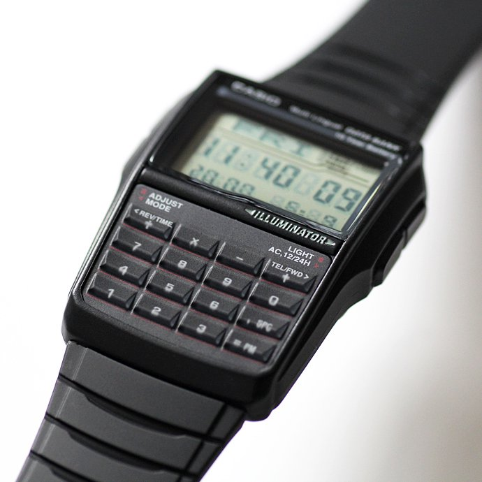 Other Brands CASIO / Multi-Lingual DATA BANK データバンク ウォッチ 海外モデル DBC-32-1A<img class='new_mark_img2' src='//img.shop-pro.jp/img/new/icons47.gif' style='border:none;display:inline;margin:0px;padding:0px;width:auto;' /> 02