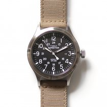 TIMEX TIMEX / Expedition Scout Metal エクスペディション スカウト メタル サンド T49962<img class='new_mark_img2' src='//img.shop-pro.jp/img/new/icons47.gif' style='border:none;display:inline;margin:0px;padding:0px;width:auto;' />