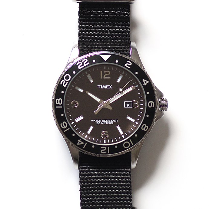 97052561 TIMEX / Kaleidoscope NATO カレイドスコープ ブラック T2P034<img class='new_mark_img2' src='//img.shop-pro.jp/img/new/icons47.gif' style='border:none;display:inline;margin:0px;padding:0px;width:auto;' /> 01