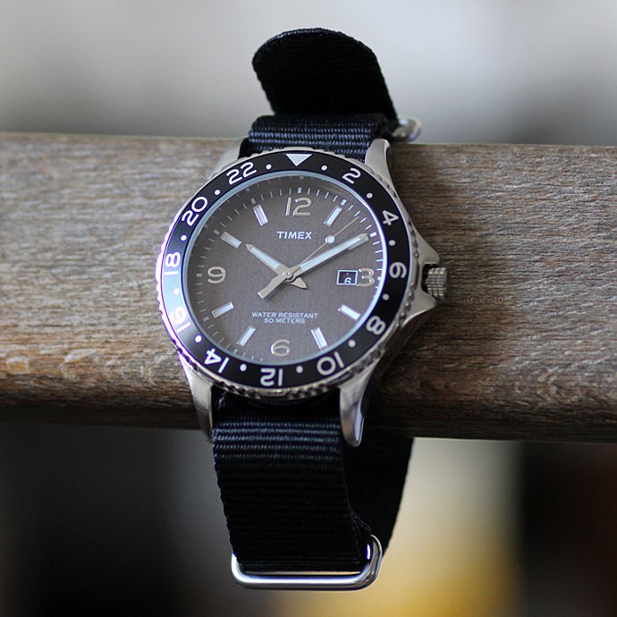 97052561 TIMEX / Kaleidoscope NATO カレイドスコープ ブラック T2P034<img class='new_mark_img2' src='//img.shop-pro.jp/img/new/icons47.gif' style='border:none;display:inline;margin:0px;padding:0px;width:auto;' /> 02